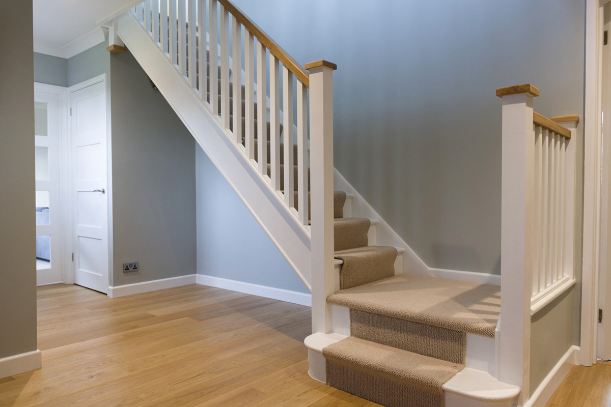 Staircase Renovations Dorset