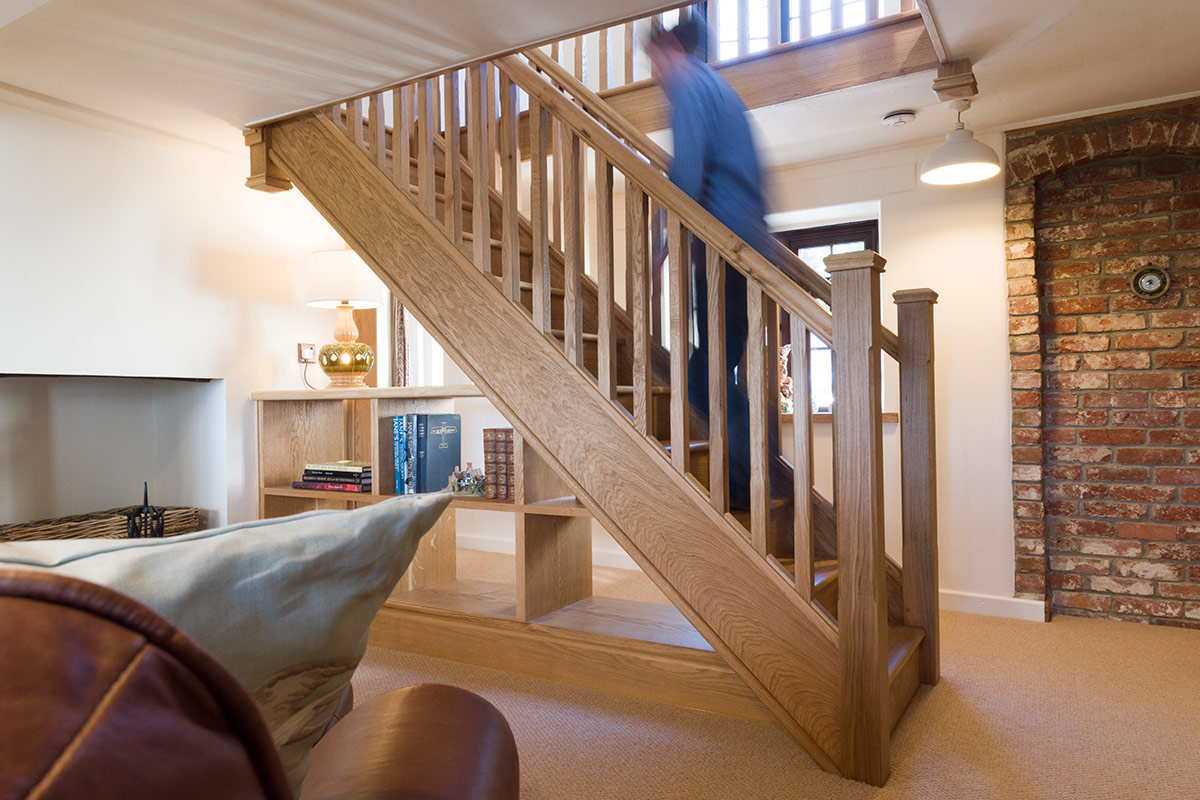 Staircase Renovations Hampshire