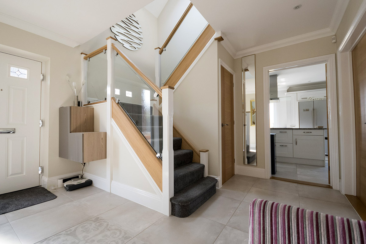 Staircase Renovations Somerset