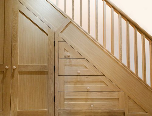 Under Stairs Storage for Every Staircase