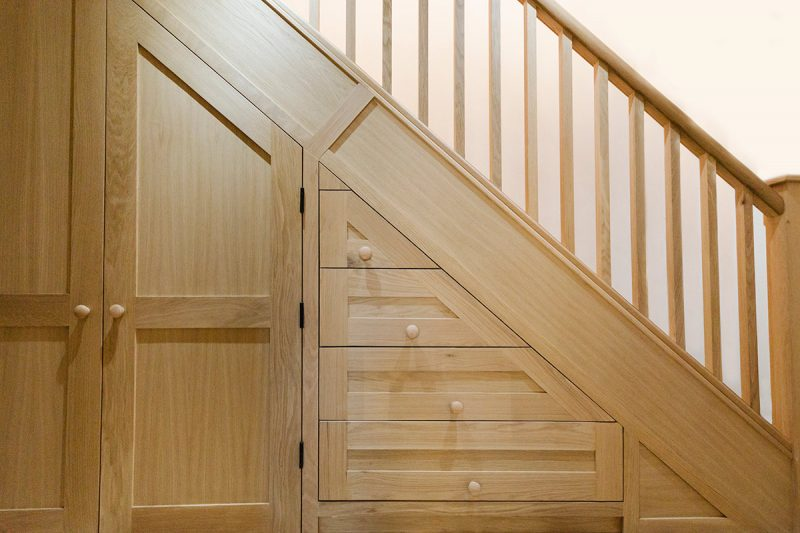 Bespoke Under Stairs Shelving: Under Stairs Storage For Every Staircase