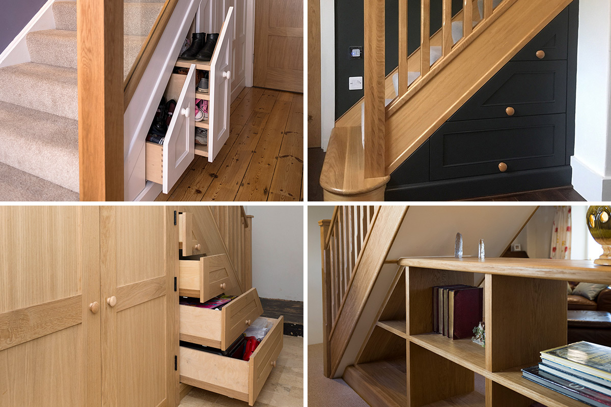 Bespoke Under Stairs Storage Solutions