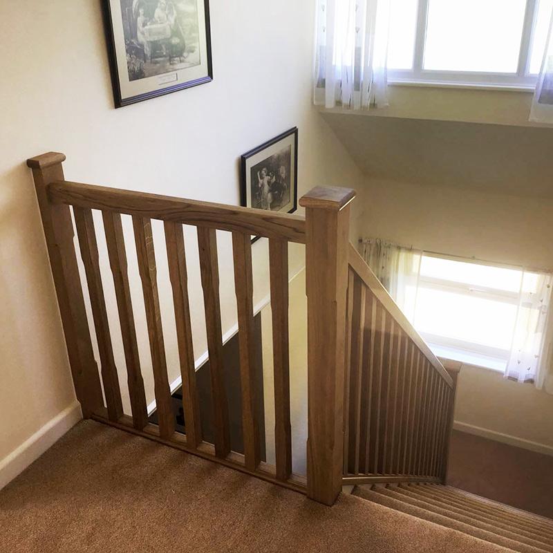 Hambledon Staircases Renovation