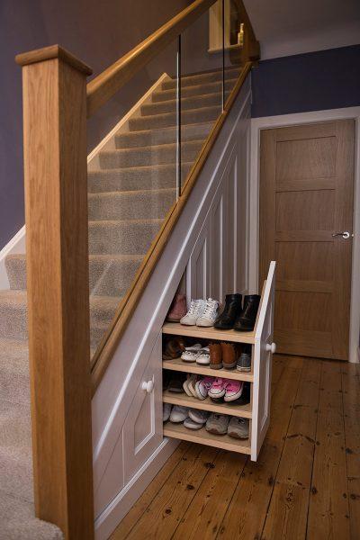 Under Stairs Storage Solutions Bespoke Storage